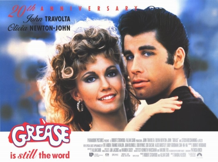 grease-11 x 17 Movie Poster - Style C