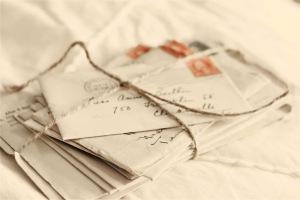 Vintage-Letters